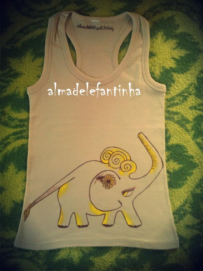 Elefante by almadelefantinha