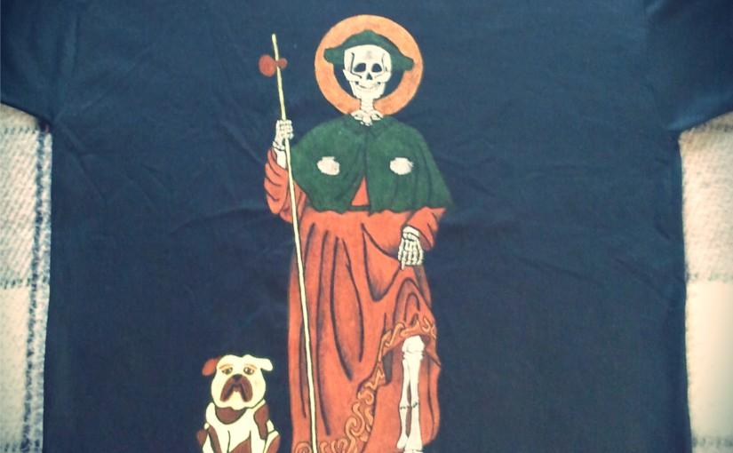 San Roque. Camisetas pintadas amano