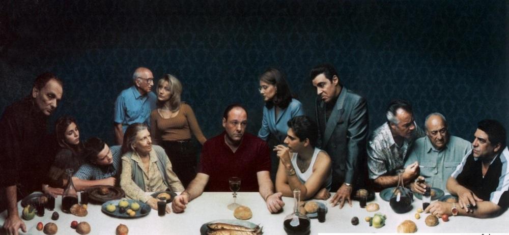 La Cène_The Sopranos
