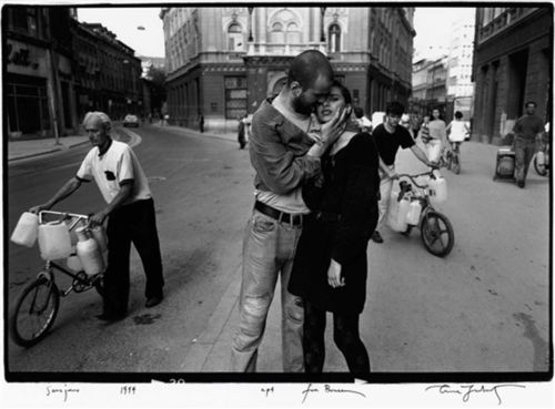 sarajevo 1994 annie leibovitz