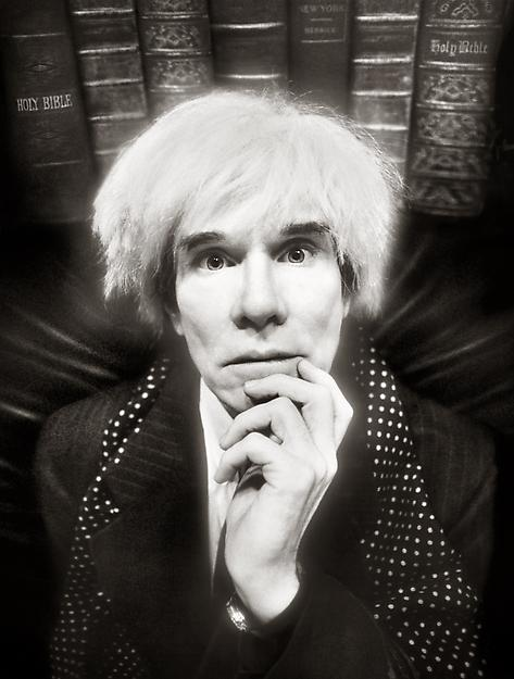 5. andy warhol david lachapelle