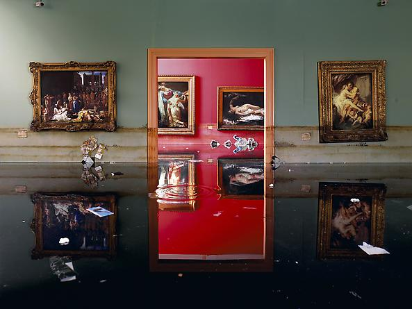 AFTER THE DELUGE - museum david lachapelle 2007
