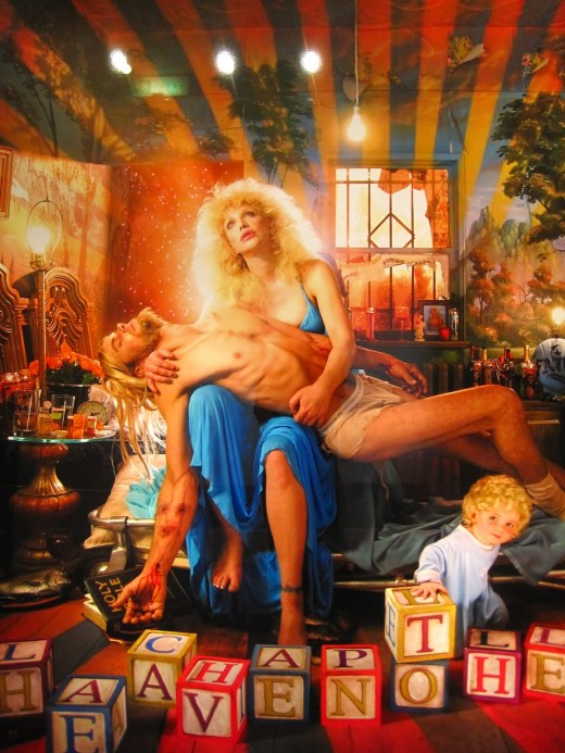 david lachapelle pieta