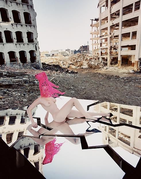 david lachapelle PinkAnarchy6