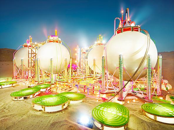 LAND_SCAPE__04_ANAHEIM -david lachapelle