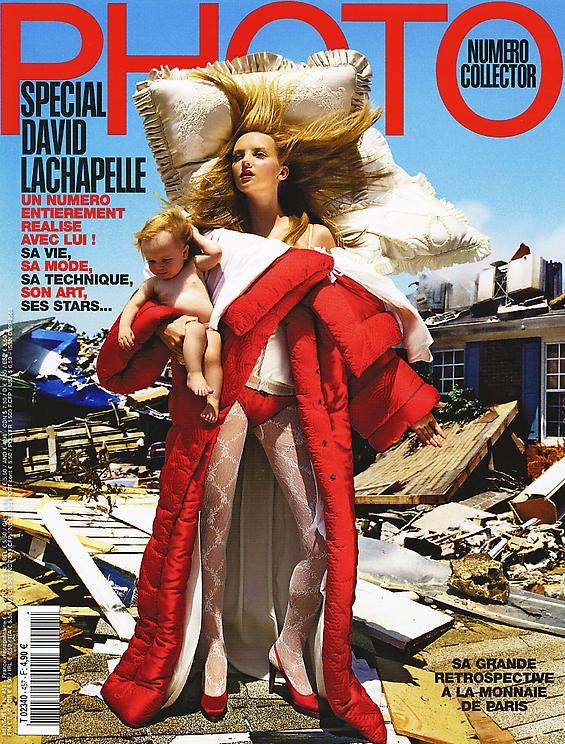 portada french photo david lachapelle