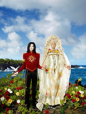 the beatification- ill never let you part for you've always in my heart 2009 davidlachapelle