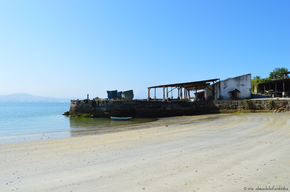 praia do canabal moaña