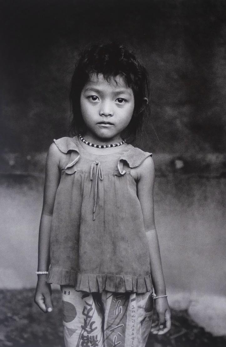 Sebastião Salgado_Campo de prisioneros refugiados en la Isla de Galang. Indonesia. 1995.-exodo