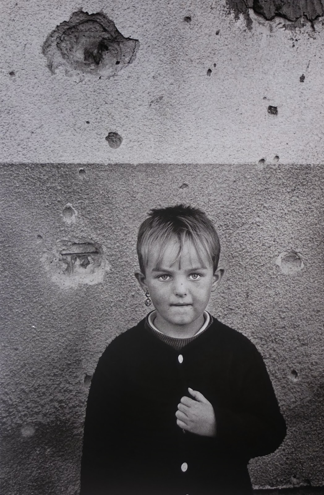 Sebastião Salgado_Campo de Turanj para refugiados bosnios. Krajina, Croacia. 1994.-exodo