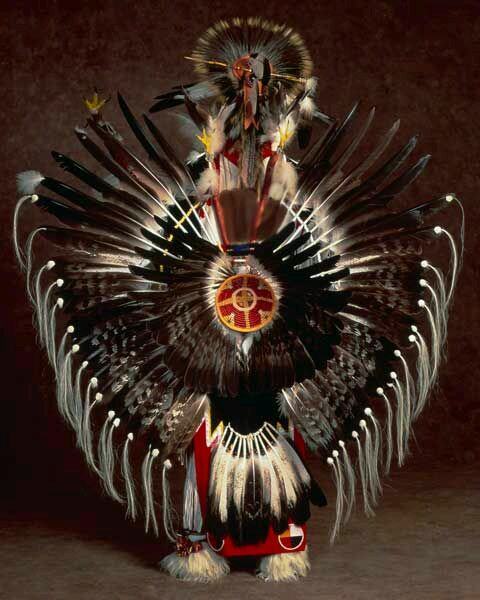 Native American outfit