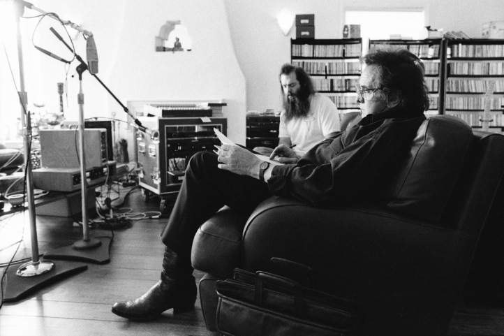 rick rubin and johnny cash