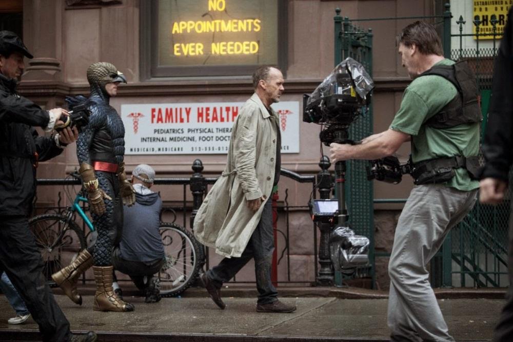 Birdman-Filming-set-rodaje