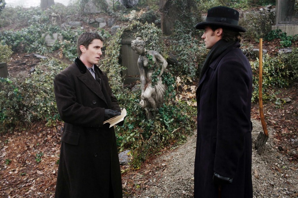el-truco-final- THE PRESTIGE - CHRISTOPHER NOLAN