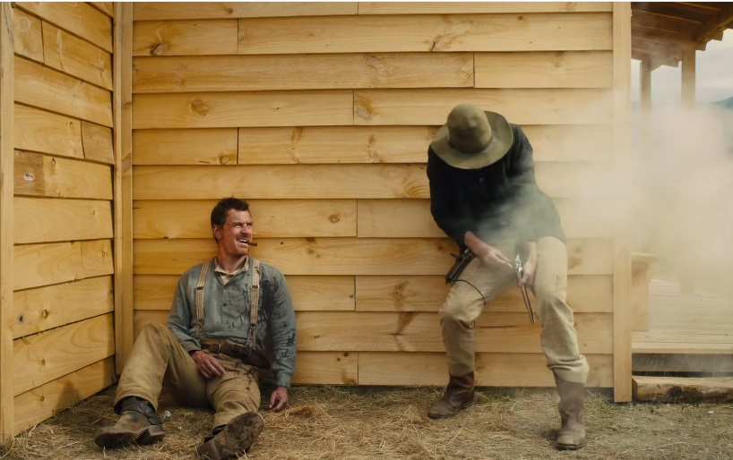 Slow West landscape michael - fassbender