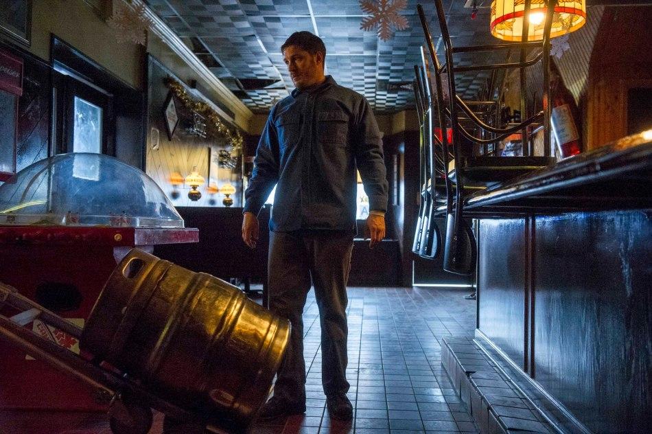 Tom Hardy as ÒBobÓ in THE DROP. Photo by Barry Wetcher. Copyright © 2014 Twentieth Century Fox.