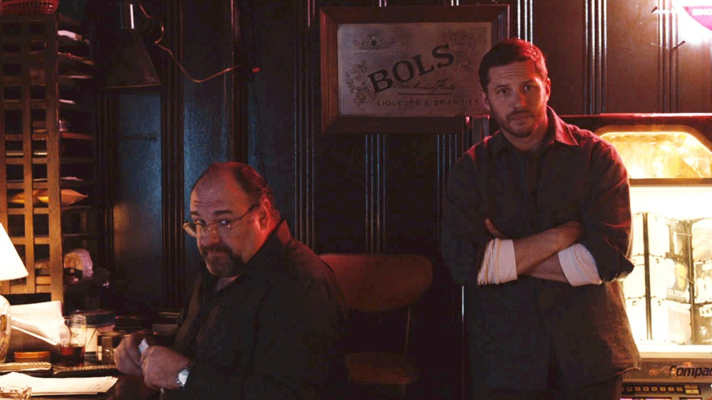 the drop james gandolfini tom hardy