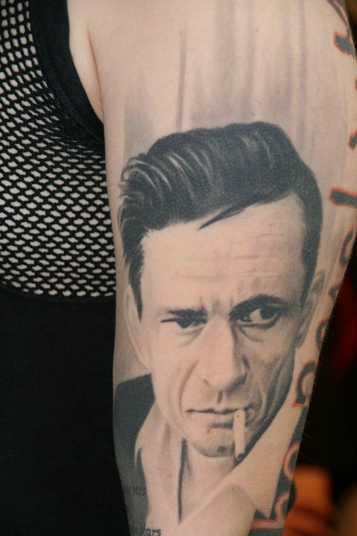 tattoo johnny cash 01
