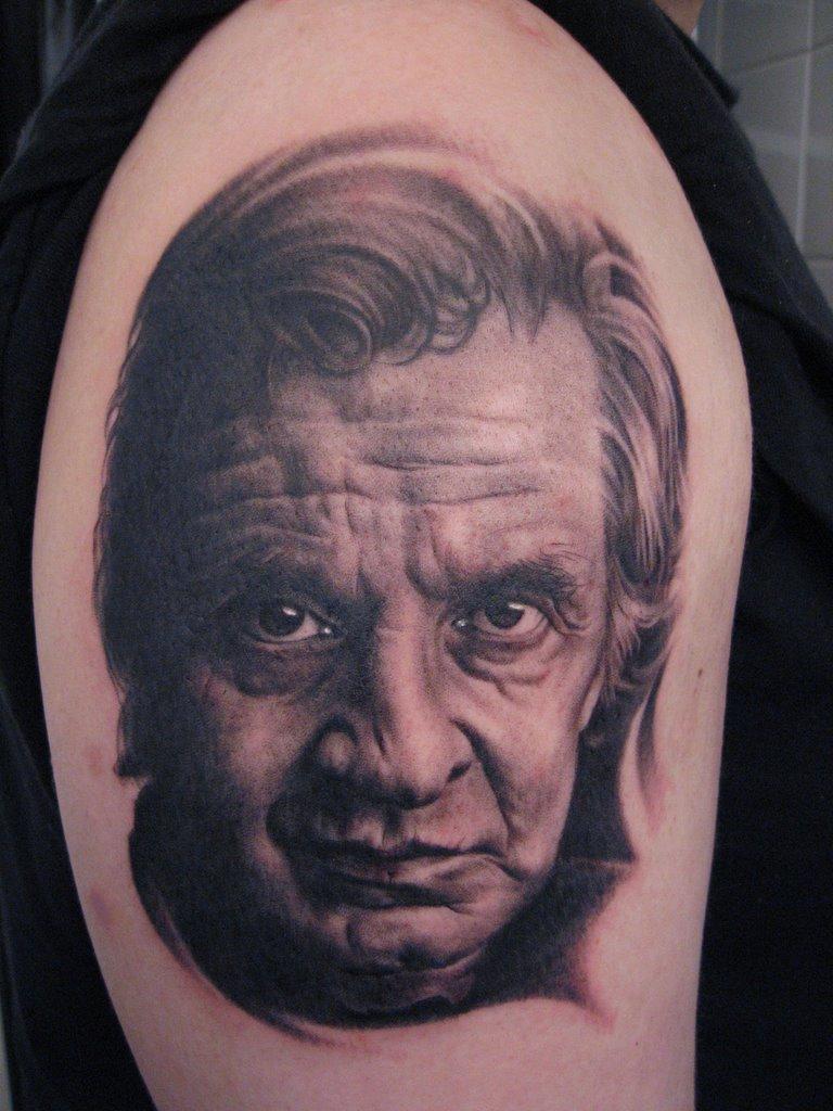 tattoo johnny cash 02