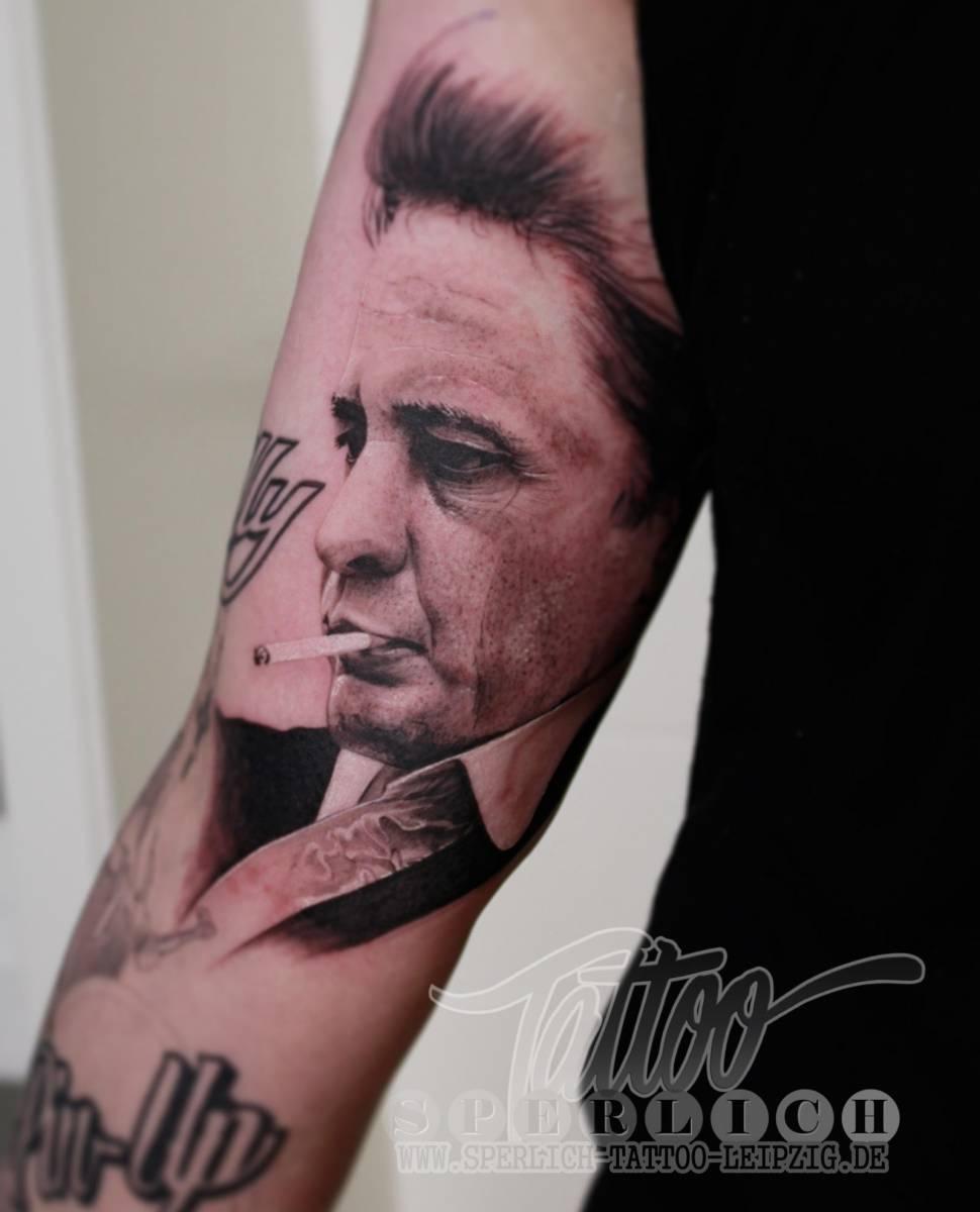 tattoo johnny cash 03