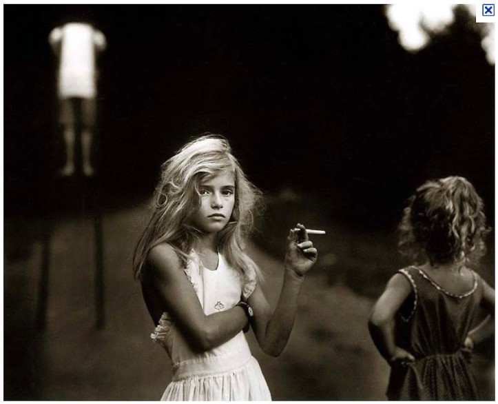 Robert Frank girl