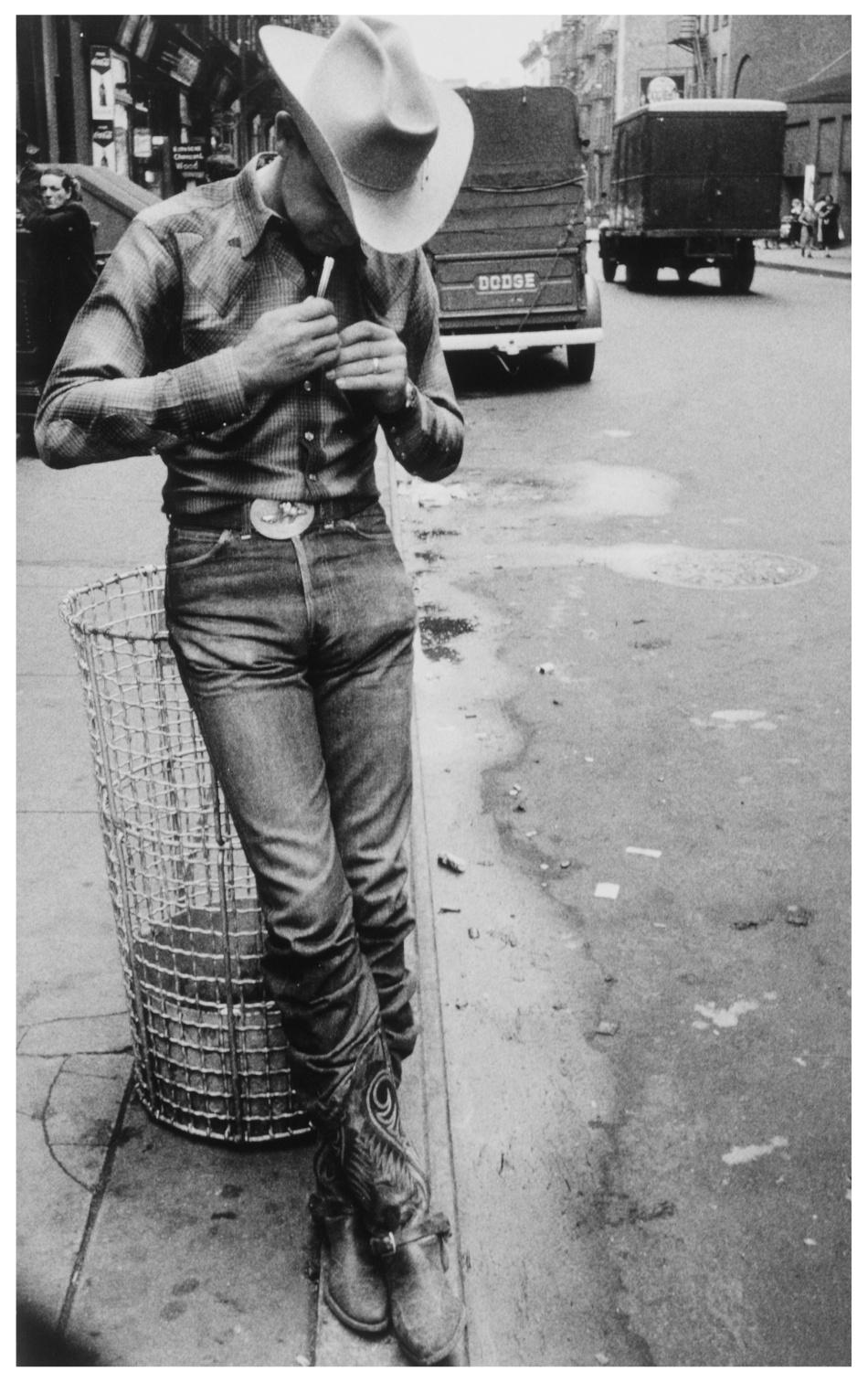 Robert Frank rodeo