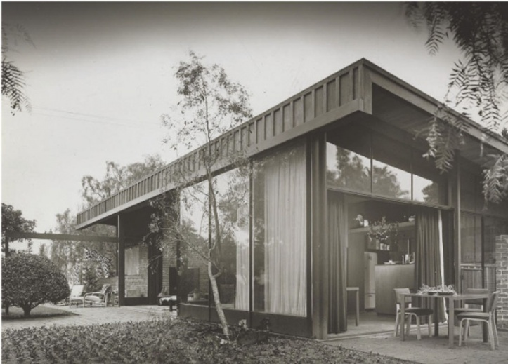 Casa Nesbitt - Richard Neutra - 1942