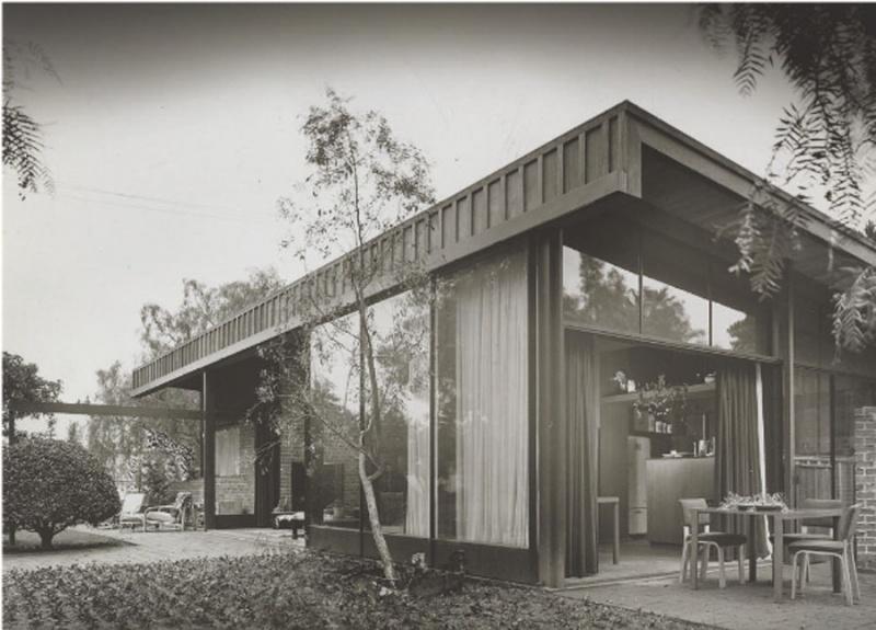 Casa Nesbitt - Richard Neutra - 1942