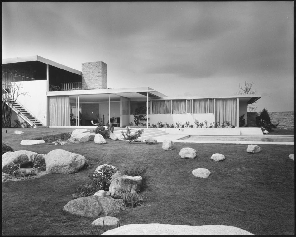 Kaufmann House - Richard Neutra - 1946