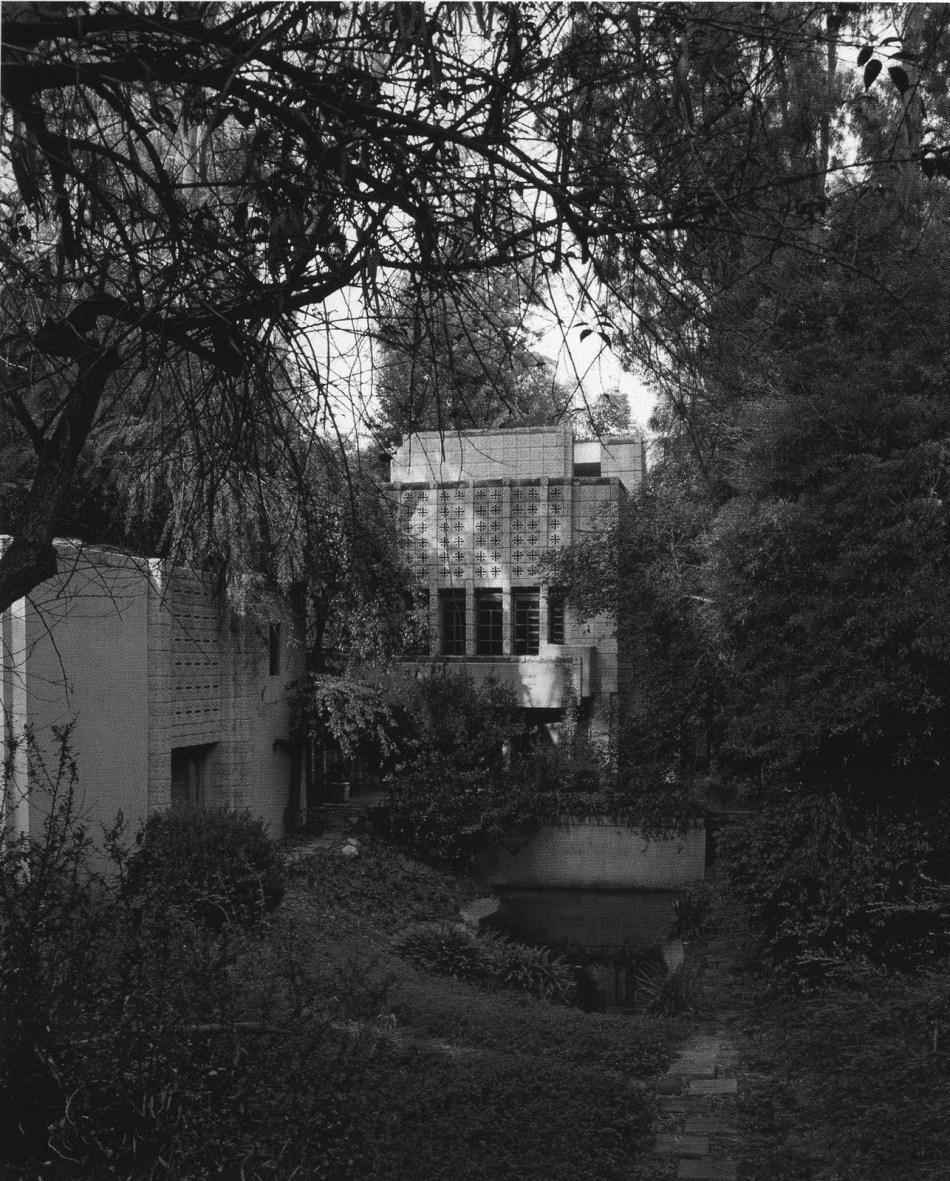 Millard House - Frank Lloyd Wright 1923