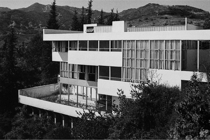 Lovell House - Richard Neutra - 1927 / 1929