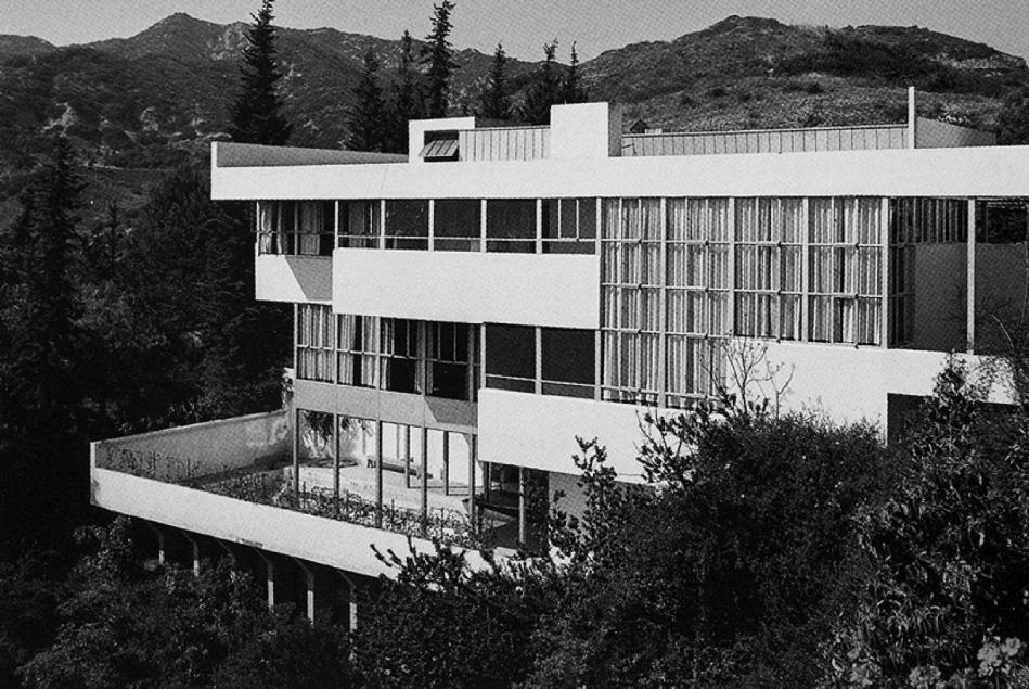 Lovell House - Richard Neutra - 1927 / 1929