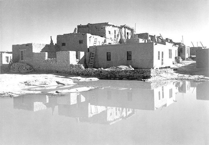 ansel-adams-acoma-pueblo-1941-42
