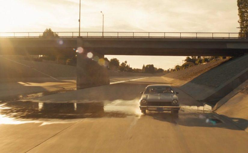 Drive, una sobredosis de cochesclásicos