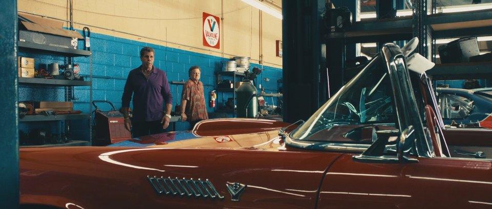 Ford Thunderbird del 55