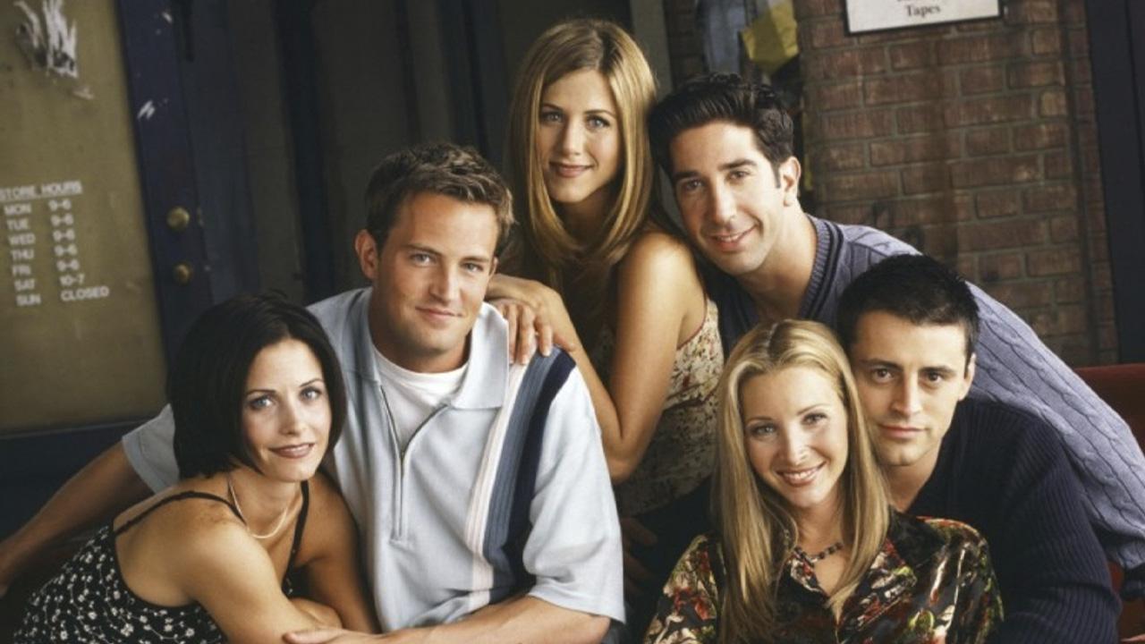 Friends – Warner Bros