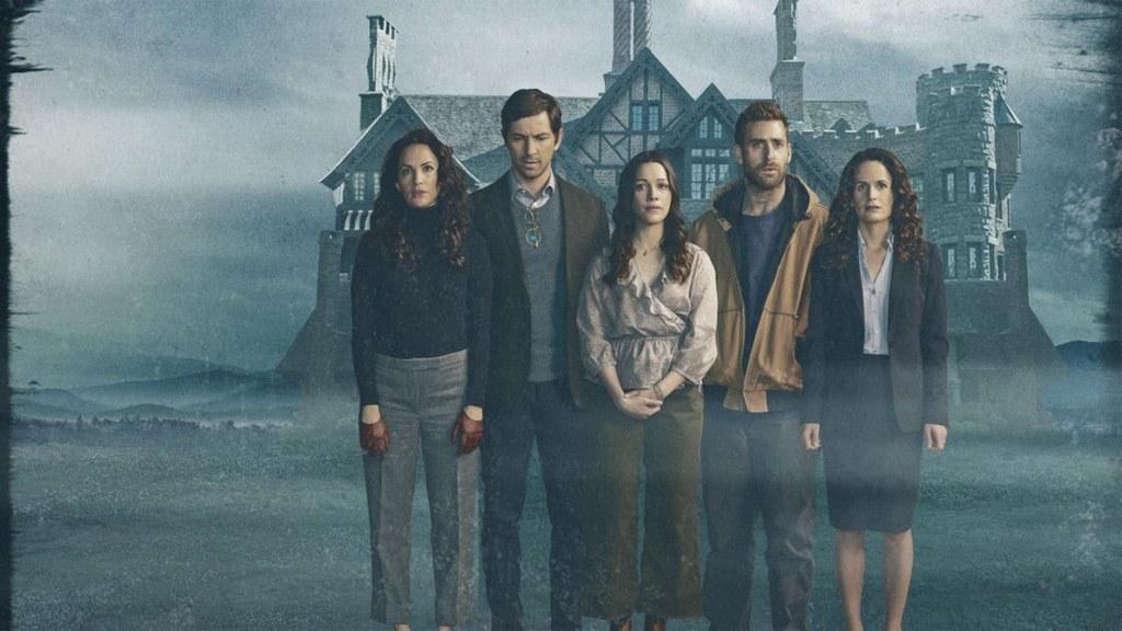 La Maldición de Hill House / Serie Netflix. All rights reserved
