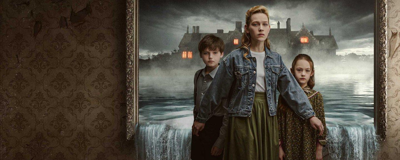 La Maldición de Bly Manor / Serie Netflix. All rights reserved