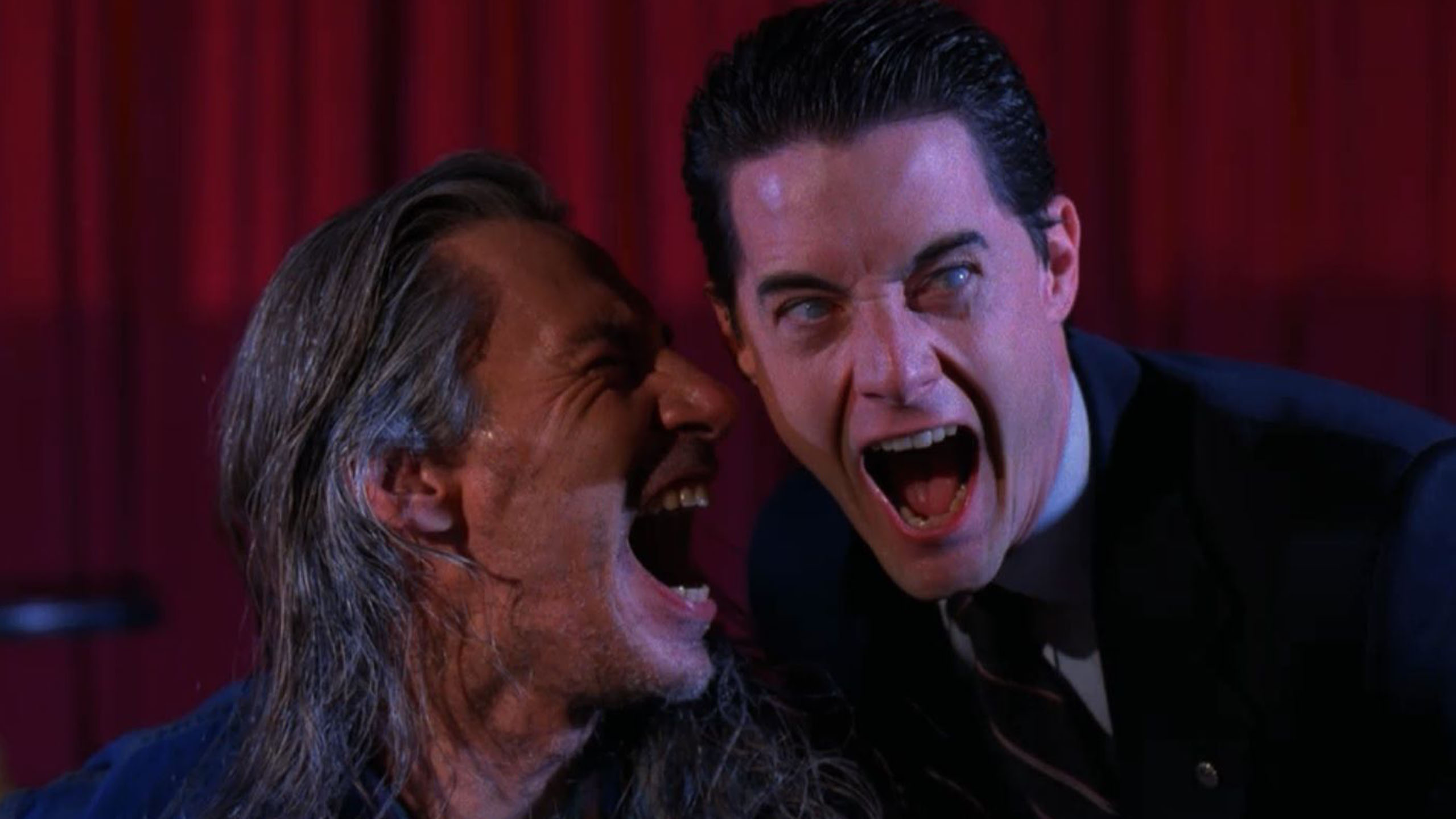 Twin Peaks – Lynch/Frost Productions – All Rights Reserved