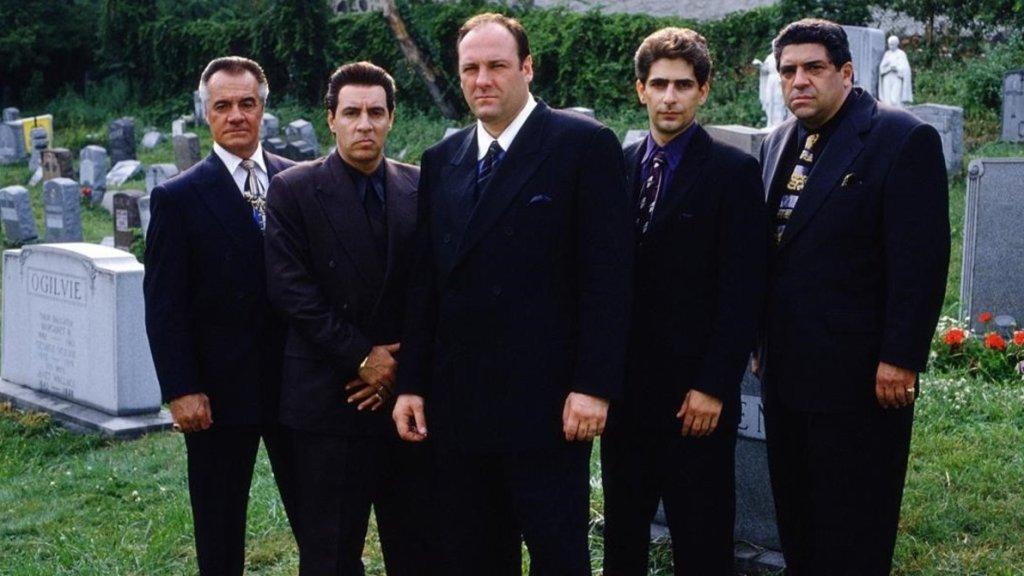 Los Soprano – HBO – 1999