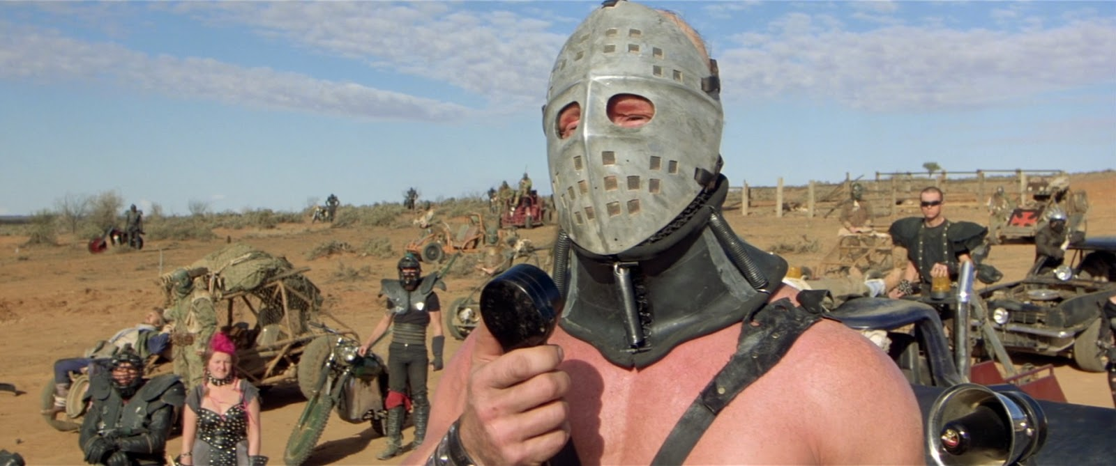 Mad Max Films – Kennedy Miller Productions Crossroads