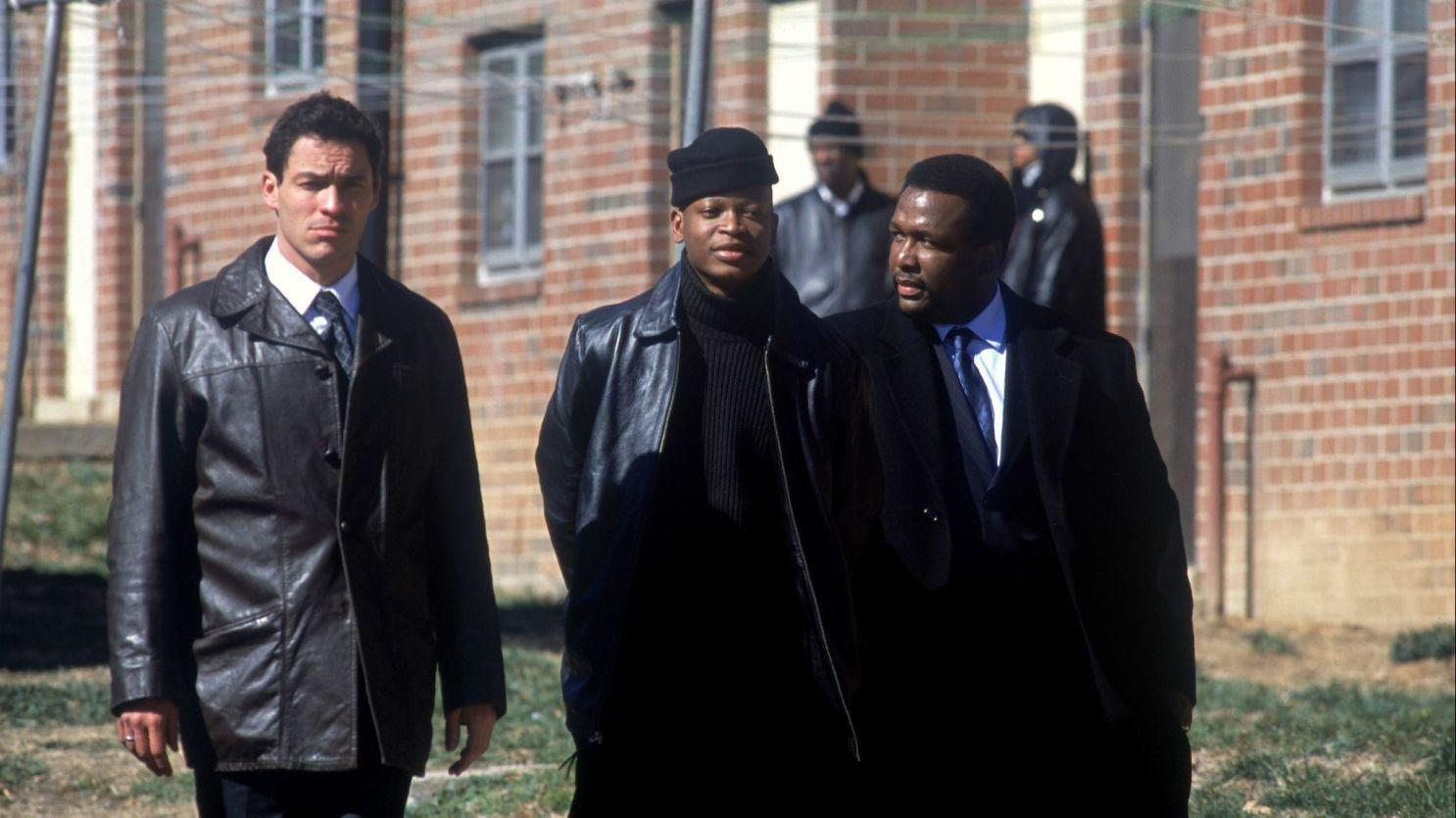 The Wire – HBO – 2002